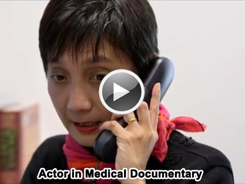 Click Here to Watch Yvonne Ho as Actor in Medical Documentary