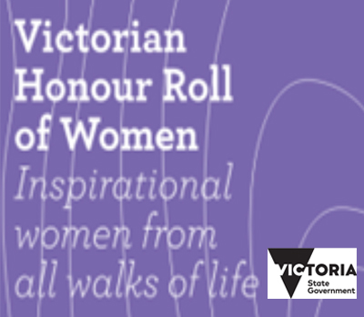 Victorian Honour Roll of Women